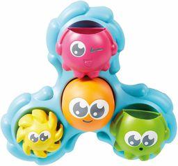TOMY E72820C Toomies Ośmiornica Zabawka kąpielowa do zabawy w wodzie odpowiednia dla 1, 2, 3 i 4 lat dziewcząt i chłopców, wielokolorowa