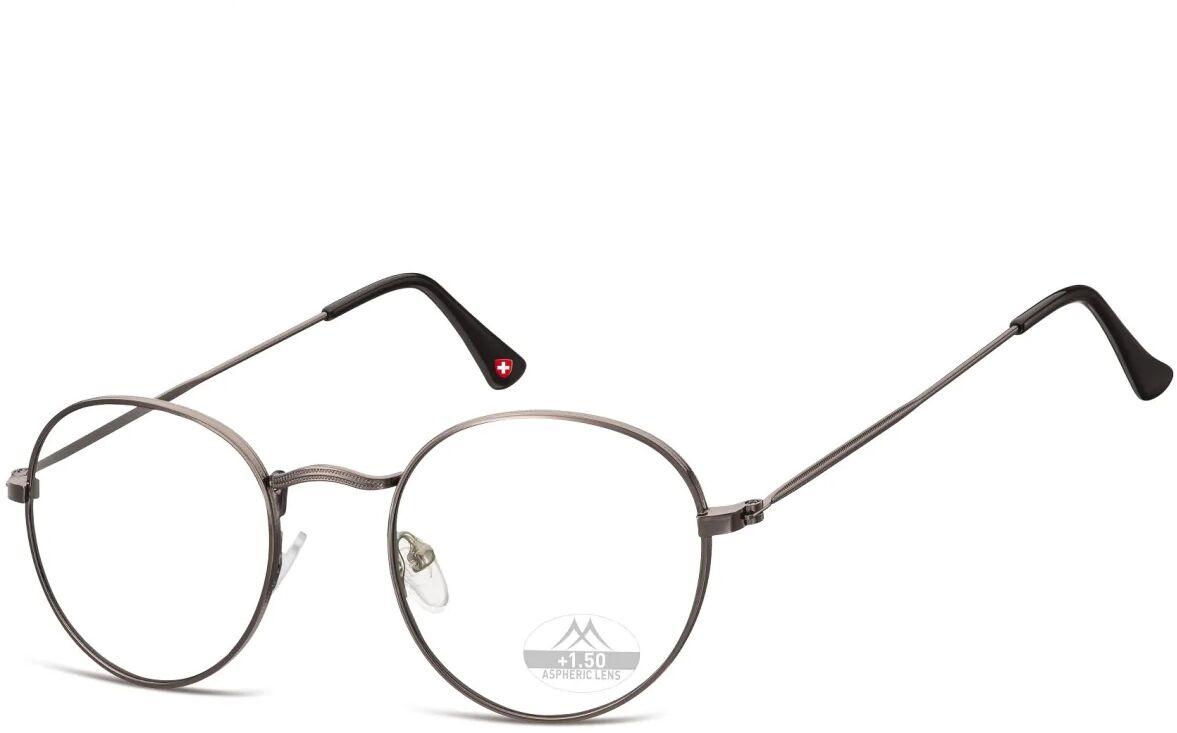 Okulary do Czytania Lenonki asferyczne Montana HMR54 moc: +2,5