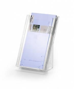 Stojak na ulotki 1/3 A4 DURABLE COMBIBOXX - X05660