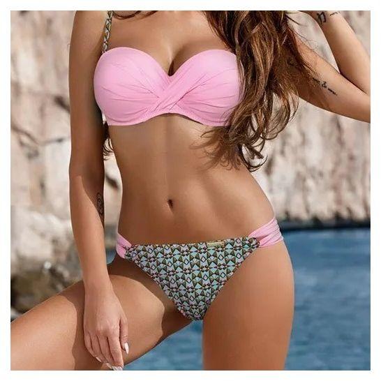 Kostium kąpielowy bikini MILLA Beauty Senses BS00762