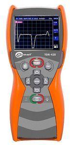 Lokalizaor uszkodzeń kabli (reflektometr) TDR-420 WMPLTDR420