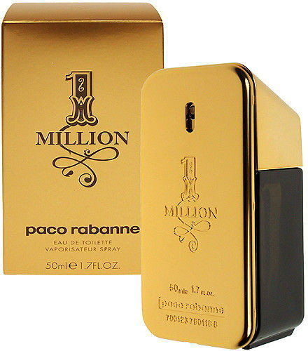 Paco Rabanne 1 Million - męska EDT 200 ml