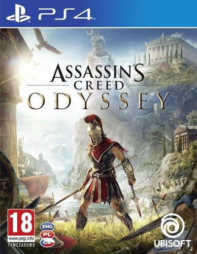 Assassin''s Creed: Odyssey PS4