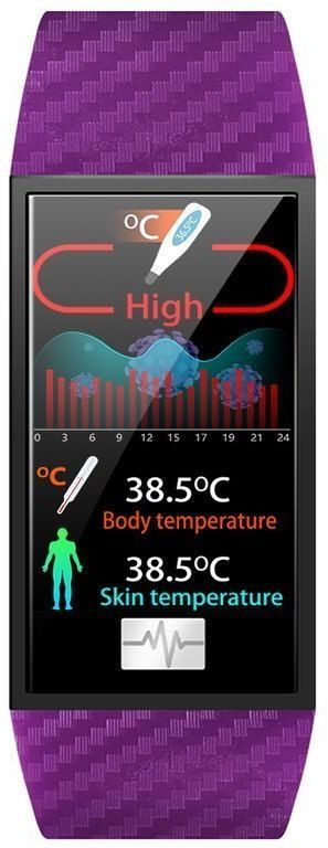 SMARTBAND PACIFIC 16-4 - termometr (zy696d)