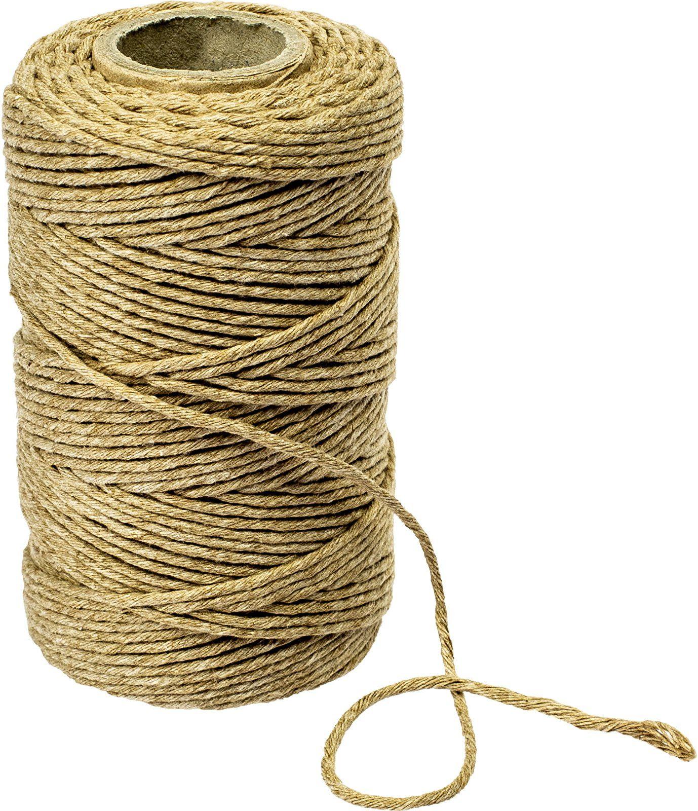 Nici wędliniarskie szare bawełniane (240 C) 75 m