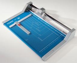 Trymer Dahle 550 -A4/B4, 20 kartek, dł. cięcia 360mm