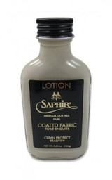 SAPHIR MDOR Creme Lotion Coated Fabric