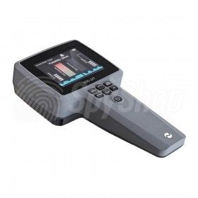 Wykrywacz telefonów komórkowych, ukrytych kamer, podsłuchów GPS JJN EDD-24T