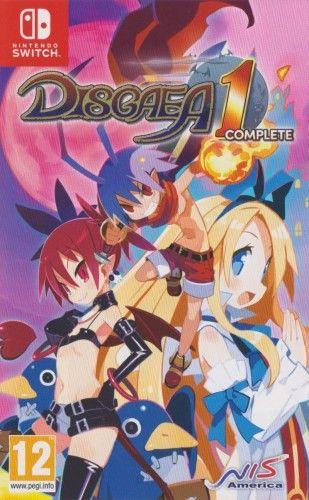 Disgaea 1 Complete NS