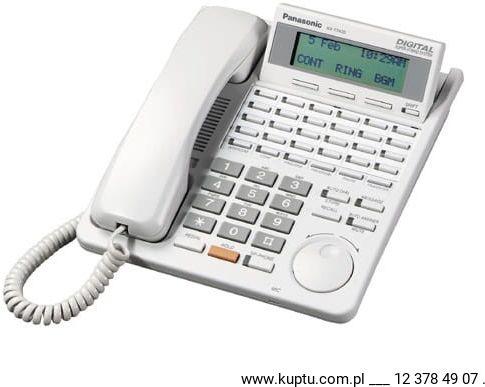 KX-T7433 telefon systemowy UŻYWANY