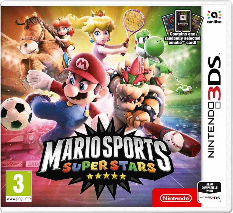 Gra Mario Sports Superstars (Nintendo 3DS)