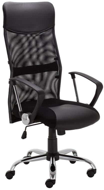 Fotel Biurowy Nowy Styl HIT Czarny (Promocja!)
