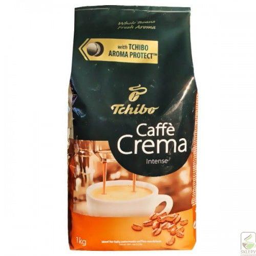 Tchibo Caffe Crema Intense 1 kg kawa ziarnista