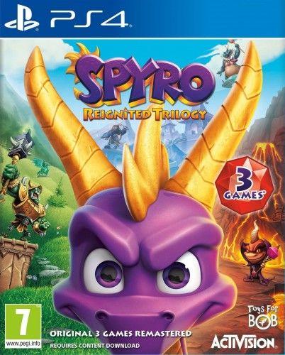 Spyro Reignited Trilogy PS4 ALLPLAY