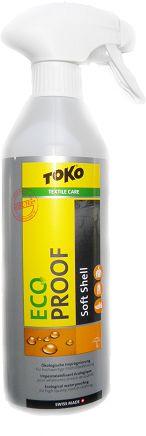Toko Eco Soft Shell Proof 500ml impregnat