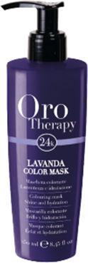 Fanola OroTherapy Lavanda maska koloryzująca do blond włosów 250ml