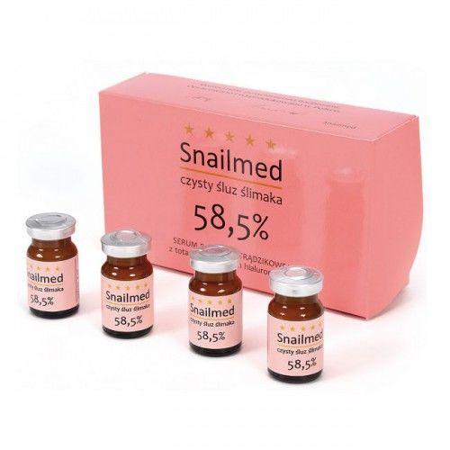 Snailmed Serum Przeciwtrądzikowe (4 x 8 ml)