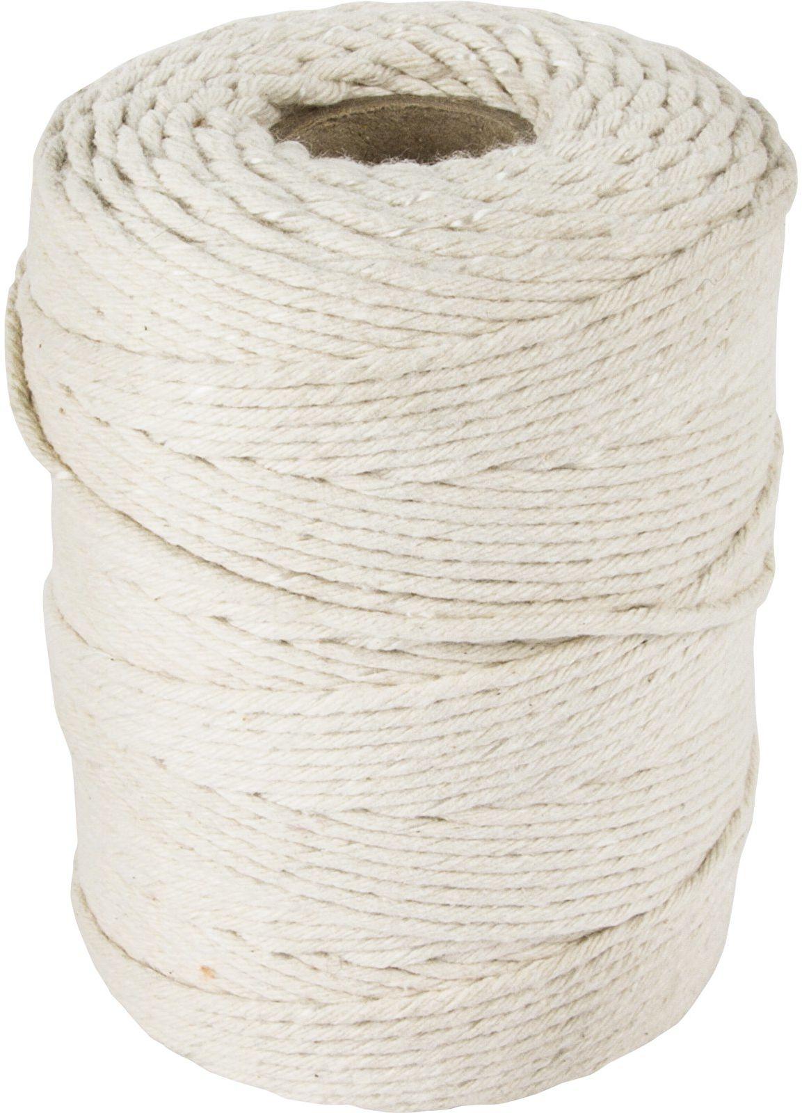 Nici wędliniarskie bawełniane białe (240 C) 55 m