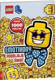 Lego Iconic. Emotikony podbijają świat - praca zbiorowa