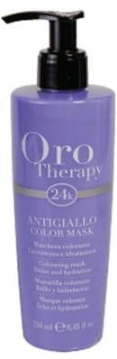 Fanola OroTherapy Antigiallo maska koloryzująca do pasemek 250ml
