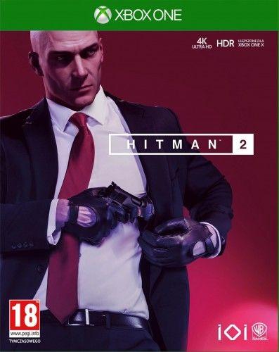 Hitman 2 XONE