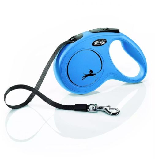 Flexi NEW CLASSIC taśma - niebieska