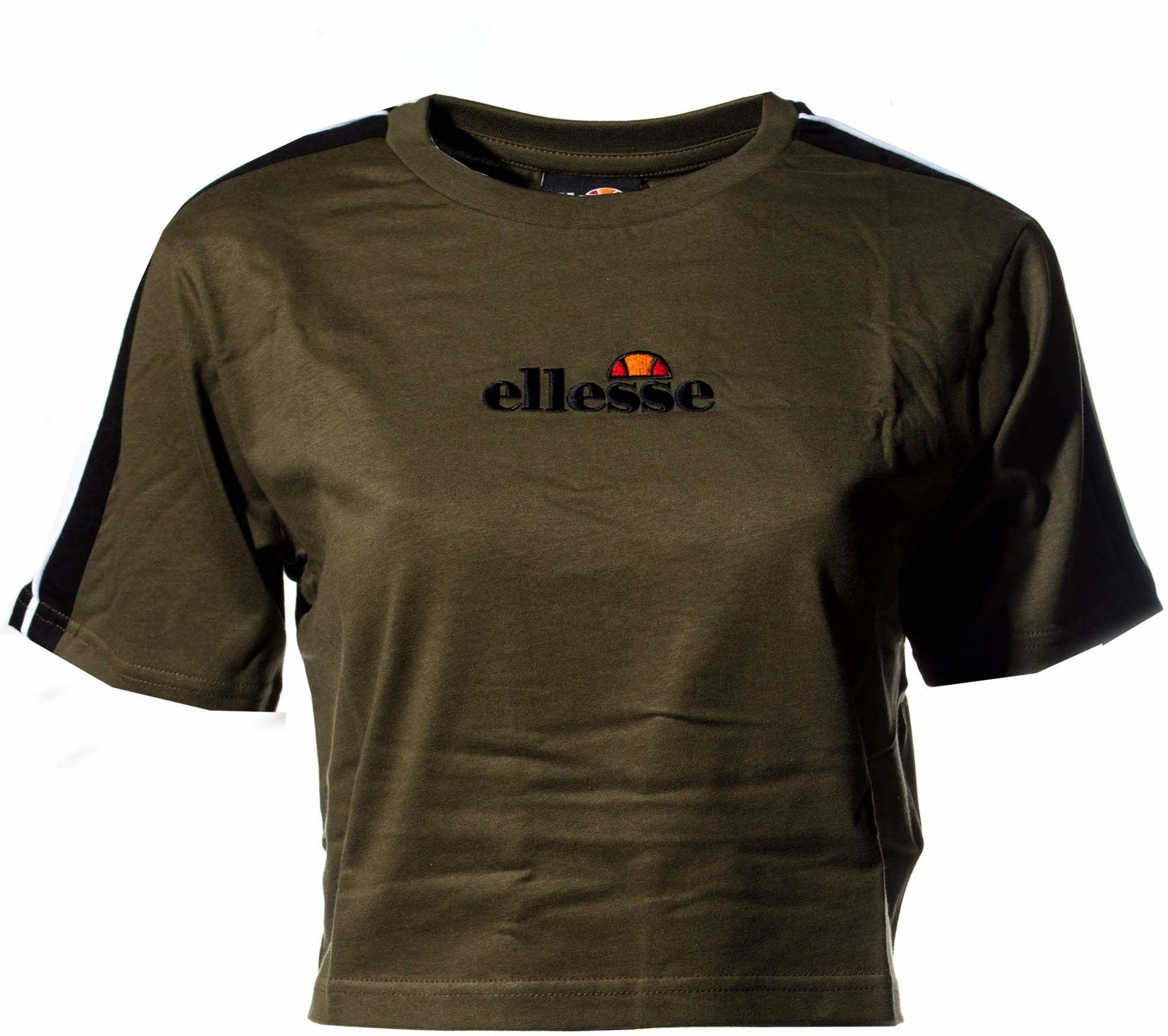 ellesse Damska koszulka Amarillo Khaki 10