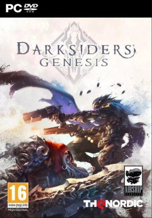 Darksiders Genesis (PC) Klucz Steam
