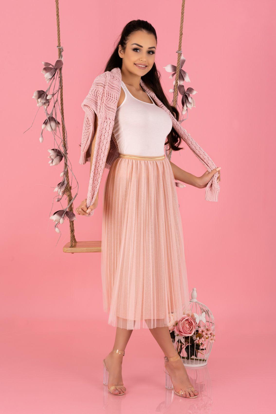 Neri Pink 0317 spódnica