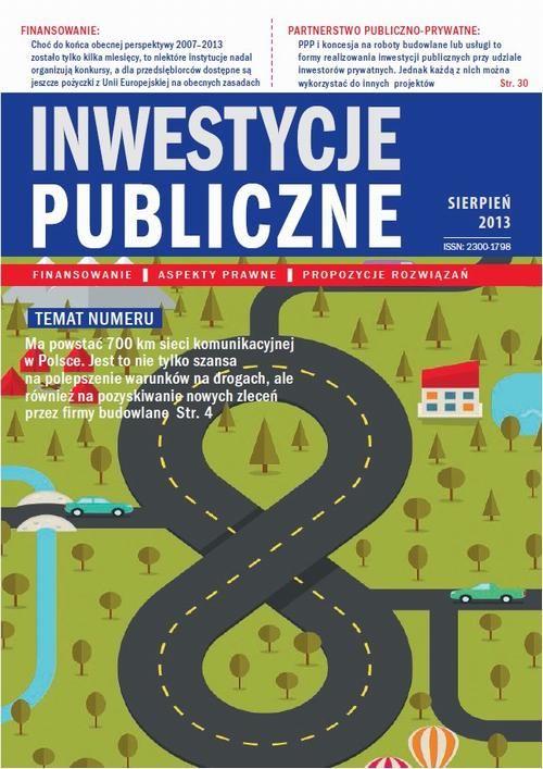 Inwestycje publiczne nr 5 - praca zbiorowa - ebook