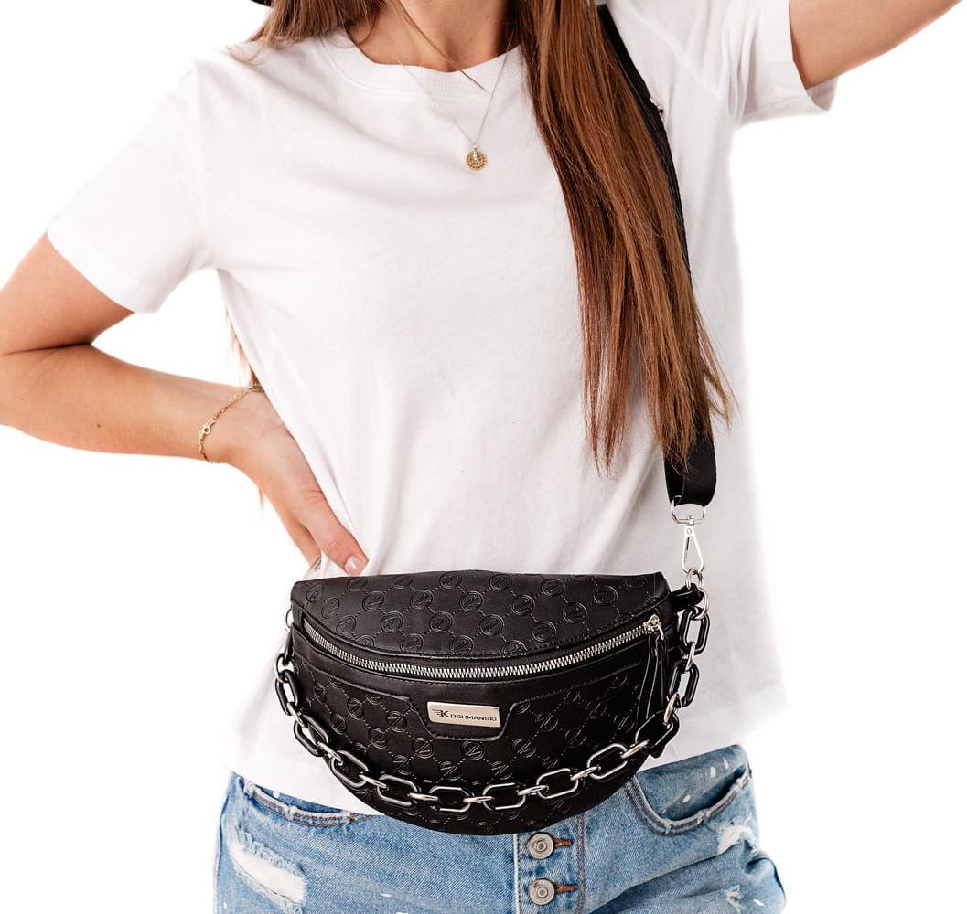 KOCHMANSKI nerka saszetka torebka damska na ramię 2591