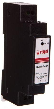 Zasilacz impulsowy 90-264V AC 24V DC 0,42A 10W RZI10-24-M 2615393