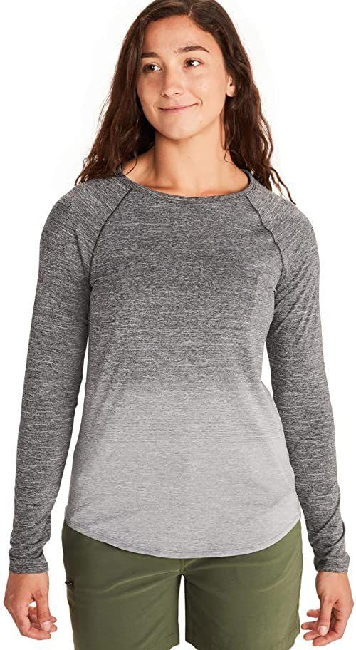 Marmot Damska koszula z długim rękawem Cabrillo S, biała, S