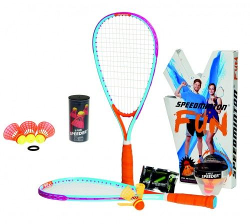 Speedminton FUN MAXX SET crossminton