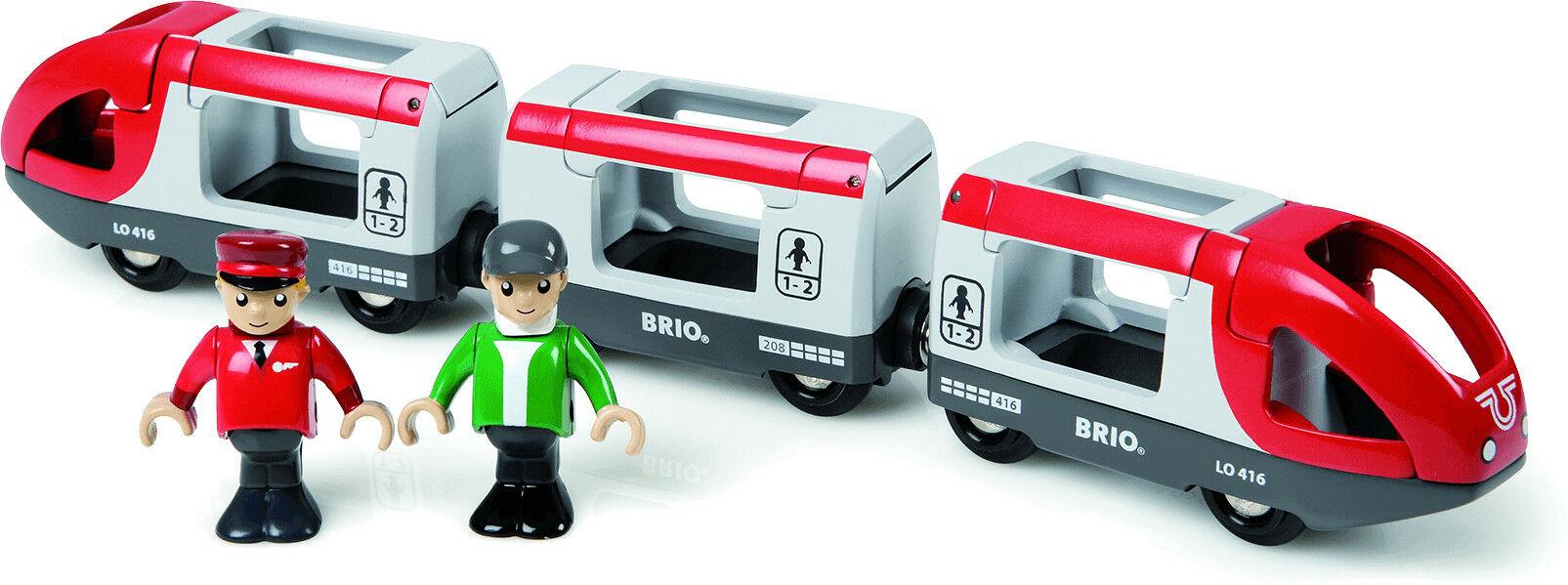 BRIO - Brio World Pociąg Pasażerski