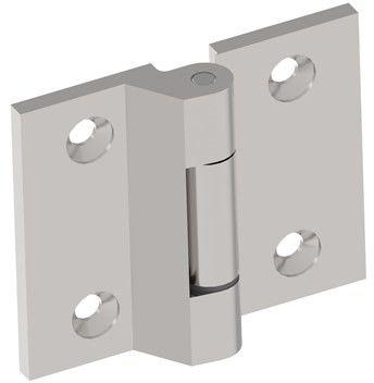 Zawias do bramki AISI 316 L=70mm