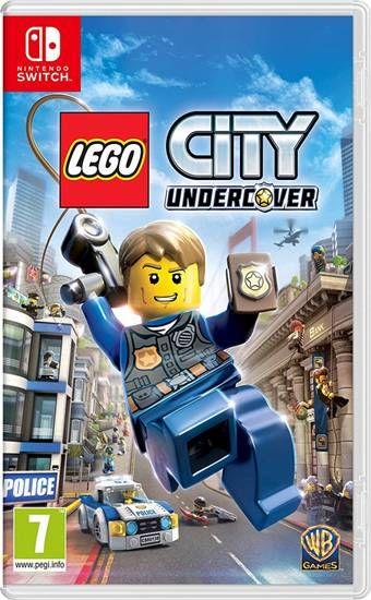 Gra LEGO City Undercover (Nintendo SWITCH)