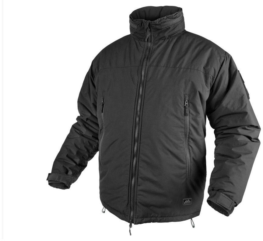 Kurtka Helikon Level 7 Climashield Apex 100 g Black (KU-L70-NL-01) H