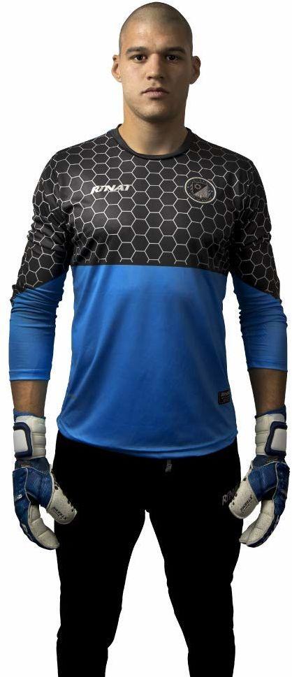 Rinat męska koszulka Lajud koszulka bramkarza Turquoise/Oxford AS