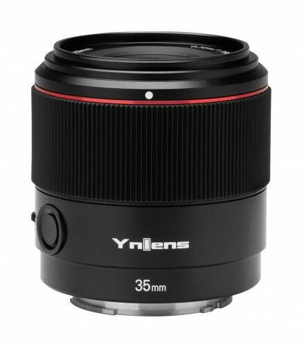 Yongnuo YN 35mm f/2,0 DF DSM do Sony E