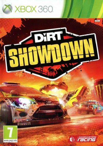 Dirt Showdown X360