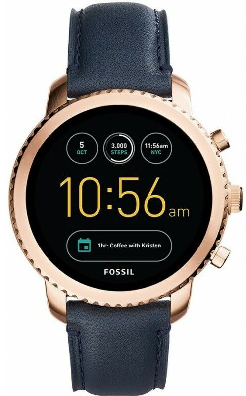 Smartwatch FOSSIL Q FTW4002