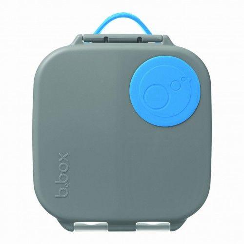 Mini lunchbox pojemnik na jedzenie Blue Slate b.box