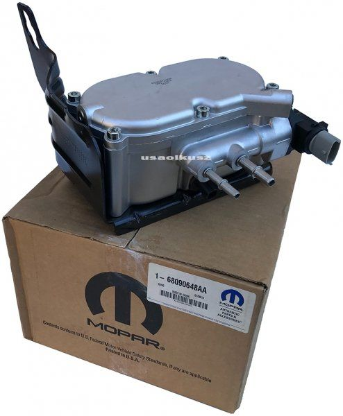 Obudowa filtra separator paliwa MOPAR Lancia Thema 3,0 CRD