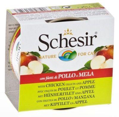 SCHESIR - Kurczak jabłko 75g