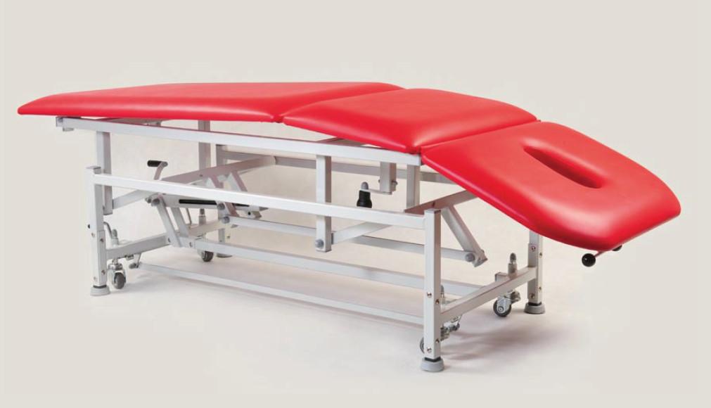 Stół do masażu i rehabilitacji SR-3-Ł / STUDIO Ł