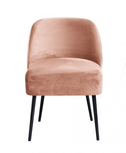 Fotel kubełkowy POLO - french velvet