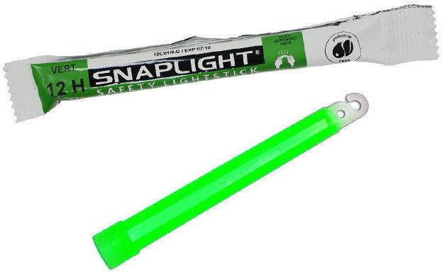 Cyalume Światło Chemiczne Zielone