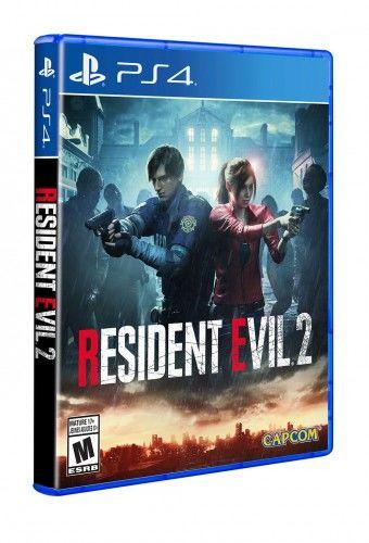 Resident Evil 2 PS 4