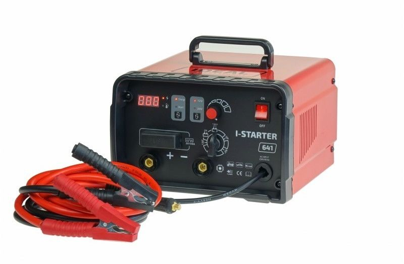 Prostownik Ideal I-Starter 641
